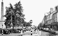 Ripon, Market Place, East c.1955
