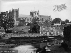 Ripon, Minster c.1873