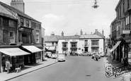 Ripon, Old Market Place c.1960