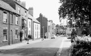Ripon, Park Street c1960