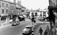Ripon, Queen Street c.1960