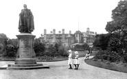 Ripon, Spa Gardens 1914