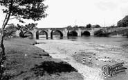 Ripon, The Bridge, North Road c.1960