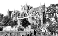 Ripon, The Cathedral 1895