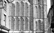 Ripon, The Cathedral c.1955