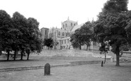 Ripon, The Cathedral c.1960