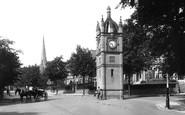 Ripon, The Clock Tower 1914