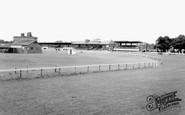 Ripon, The Racecourse c.1965