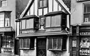 Ripon, Wakeman's House 1924