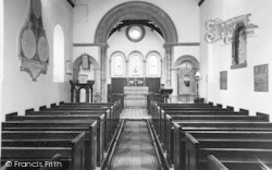 The Church Interior c.1955, Ripple