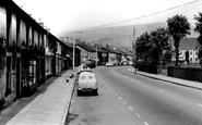 Risca, Tredegar Street c1965