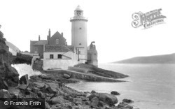Cloch Lighthouse 1897, River Clyde