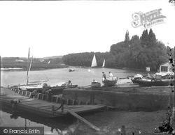 River Dart, c.1890
