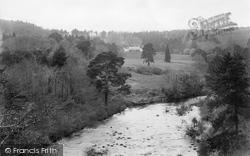 River Dart, Holne Chase 1913