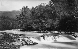 River Dart, Holne Chase c.1871
