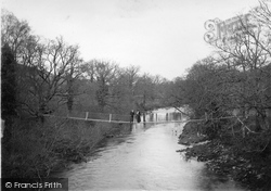 River Dart, Were Bridge 1913
