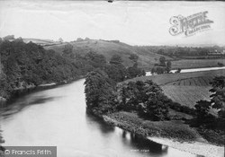 River Hodder, On The Hodder 1858