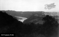 River Wye, From Near Windcliff c.1890