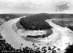 River Wye, Horseshoe Bend 1893