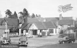 Riverhead, Amhurst Arms Hotel c.1955