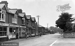 Riverhead, London Road c.1950