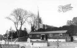Riverhead, St Mary's Church c.1965