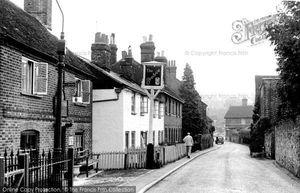 Riverhead, The Beehive Inn, Chipstead Lane c.1950