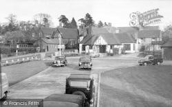 Riverhead, The Car Park c.1955