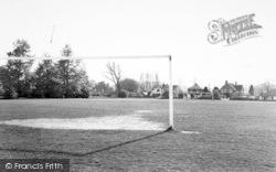 Riverhead, The Football Ground c.1965