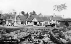 Riverhead, The Stream c.1955