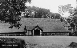 Hall Barn c.1960, Rivington