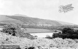 Pike From Anglezarke c.1955, Rivington