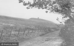 Rivington Pike c.1955, Rivington