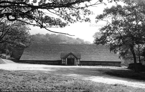 Photo of Rivington, The Barn c.1955