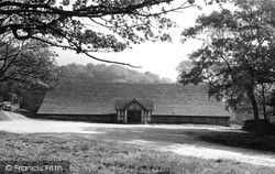 The Barn c.1955, Rivington