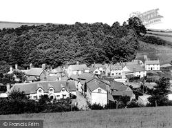 Roadwater, The Village 1930