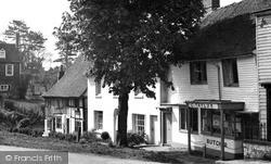 Robertsbridge, An Old Corner c.1955