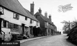 East Street c.1955, Robertsbridge