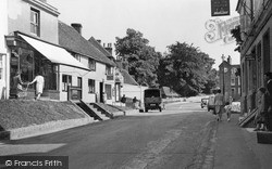 Robertsbridge, High Street c.1950
