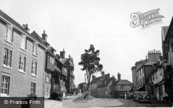 High Street c.1955, Robertsbridge