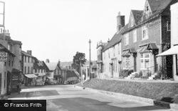 Robertsbridge, High Street c.1955