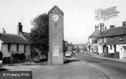 High Street c.1960, Robertsbridge