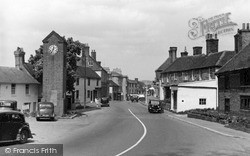 Robertsbridge, The Foundry Town Of Conqueror Days c.1955