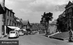 The Village c.1955, Robertsbridge