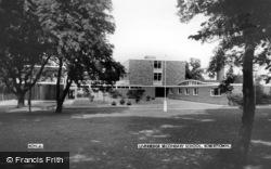 Roberttown, Liversedge Secondary School c.1965