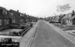 Roberttown, Meadow Drive c.1965