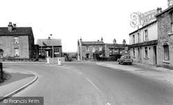 Roberttown, The Cross Roads c.1965