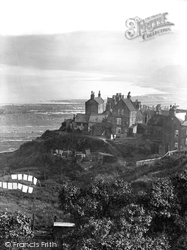 General View 1927, Robin Hood's Bay