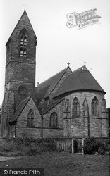 St Stephen's Church c.1955, Robin Hood's Bay
