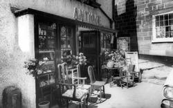 The Antique Shop c.1960, Robin Hood's Bay
